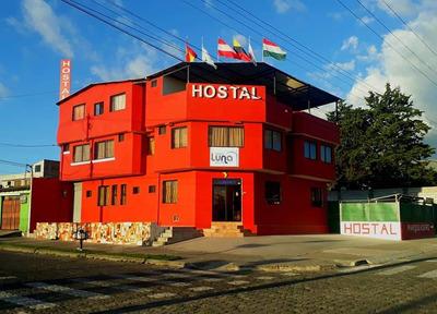 Hotel Hostal Hispedaje Dia Semanas Y Mes De 9$ En Adelante