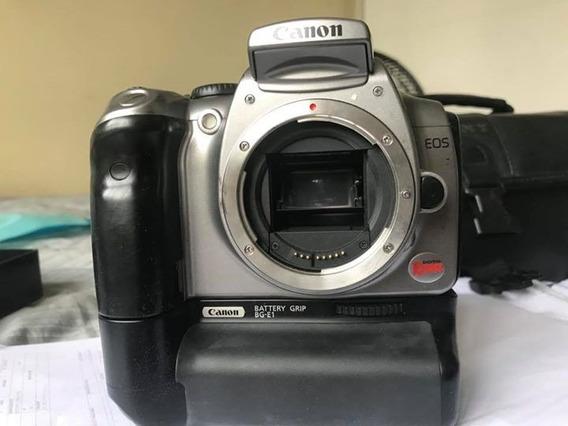 Canon Eos 300d C/ Defeito + Battery Grip Bg-e1 + Brindes