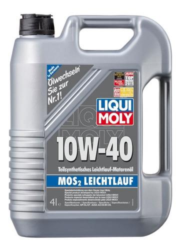 Imagen 1 de 3 de Aceite Liqui Moly Supermos2 10w40  4l