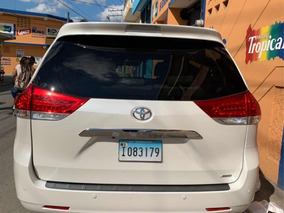 Toyota Sienna Limited Awd Limited Awd 4x4
