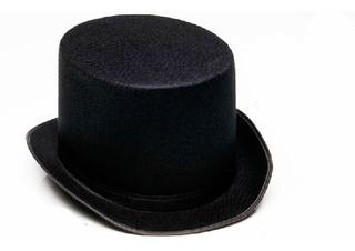 Sombrero Copa Paño Ref. Medieval Adulto Negro