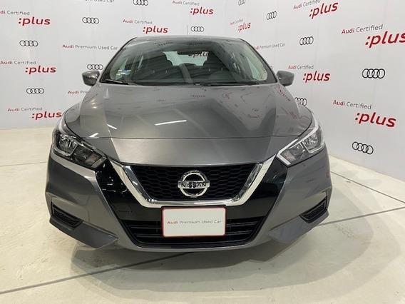 Nissan Versa 1.6 L Sense Mt 2020