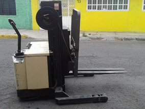 Montacargas Electrico Crown Para 3000 Lbs. $ 80,000 Pesos
