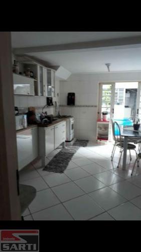 Imagem 1 de 4 de Casa De Vila - Sobrado - 03 Dormitórios - Edícula  - St14620