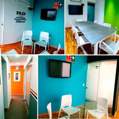 Alquiler De Oficina San Isidro Para Emprendedores