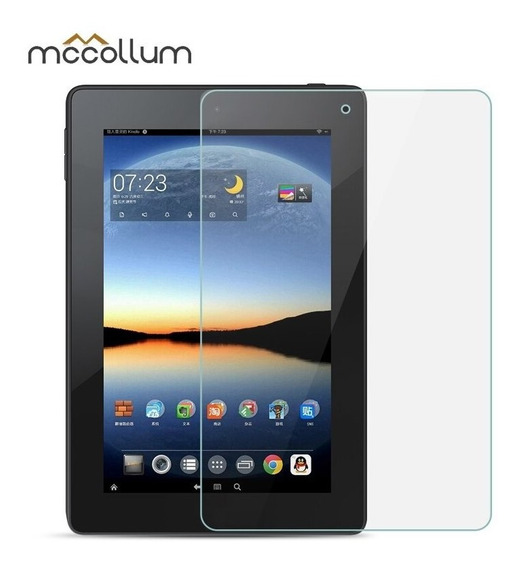 Vidro Moderado Para O Amazon Fire Hd 10 2017 Tablet Pc Prote