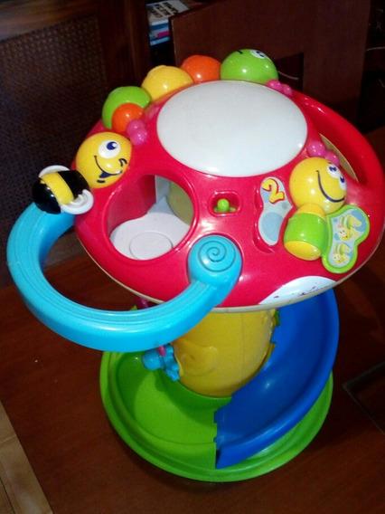 Juguete Hongo Didactico Para Niños +2 Años