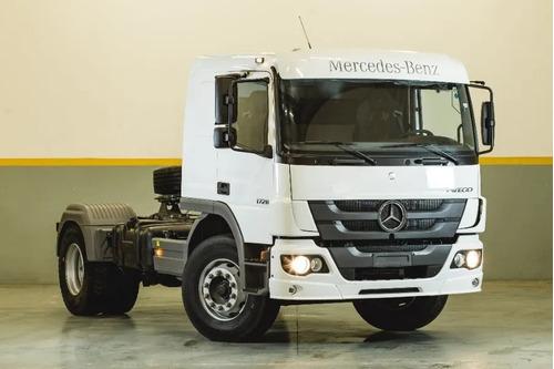 Mercedes Benz Atego 1728 Simple 7.2 Año 2021 - 0km!!!