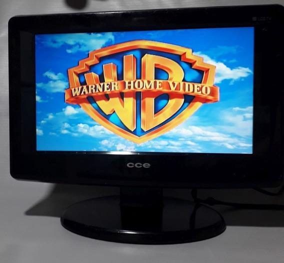 Tv 14 Lcd Widescreen Sem Controle Remoto **oferta**