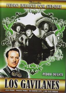 Los Gavilanes Pedro Infante Pelicula Original Dvd