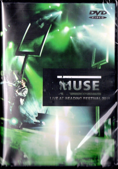 Muse Live At Reading Festival 2011 Dvd - Los Chiquibum