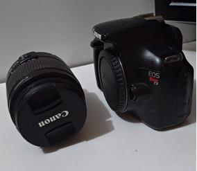 Câmera Canon T3 E Lente