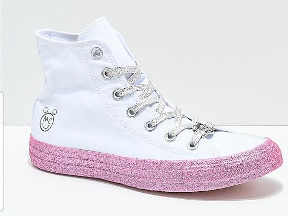 Zapatillas Converse Miley Cyrus Edición Limitada