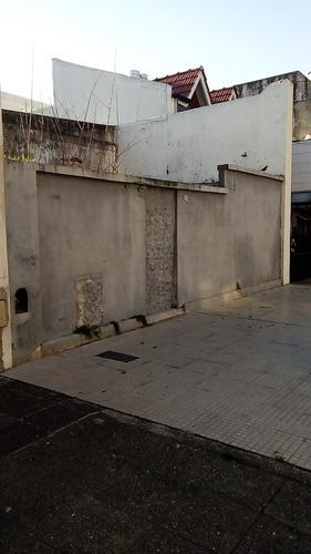 Lote De Terreno Con Casa Antigua A Demoler