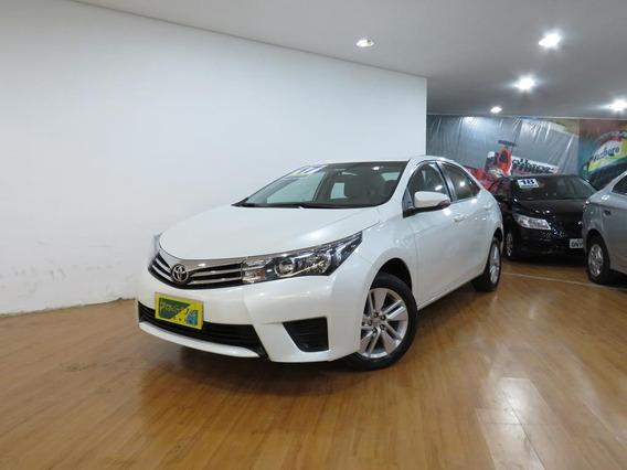 Toyota Corolla 1.8 Gli Upper Flex Aut Completo C/ Couro