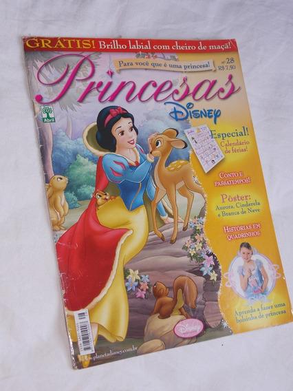 Revista Princesas Disney Nº 28