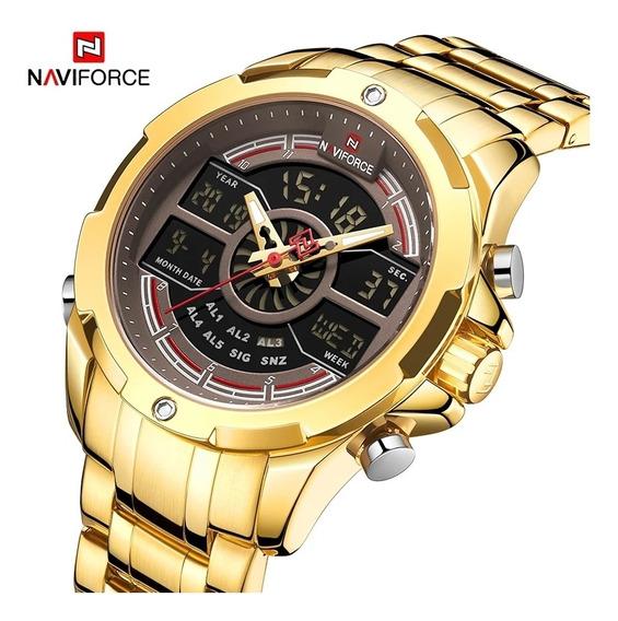 Relógio Top De Luxo