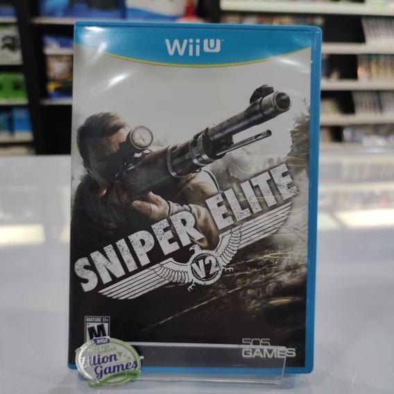 Sniper Elite V2 Nintendo Wii U - Completo