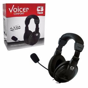 Fone De Ouvido Voicer Confort C3 Tech - Super Bass