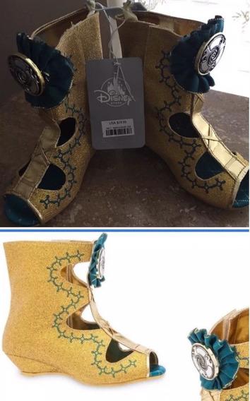 Sapato Princesa Merida Original Loja Disney P/entrega
