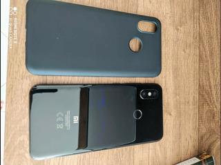 Celular Xiaomi Mi 8 /64 G6 De Ram NovíssimoSem Marcas De