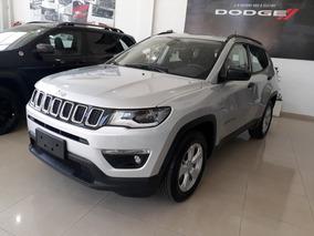 Jeep Compass 2.4 Sport 0km 2018 Precio Contado