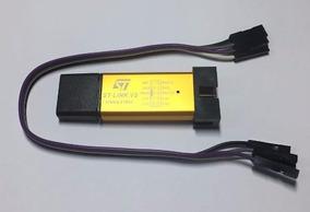 St-link V2 Stm8 Stm32 Stlink Gravador Programador Depurador