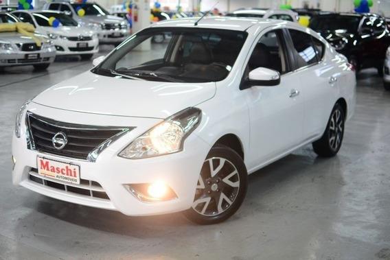 Nissan Versa 1.6 Sl Automatico