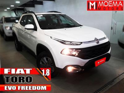 Fiat Toro Freedom 1.8 16v Aut Flex 2019/2020