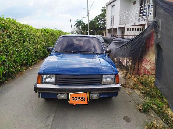 Chevrolet Chevette 1984 Azul