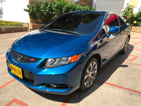 Honda Civic Si, 2012, Mt, 2.400cc, Perfecto Estado
