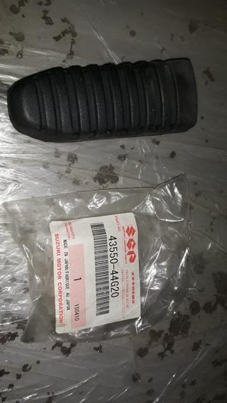 Borracha Pedal Diant.b650 K9/ Gw250 Cod 4355044g20 Novo Orig