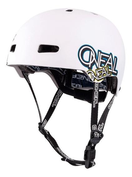 Casco Bicicleta Oneal Dirt Lid Zf Helmet Mtb Skate Roller