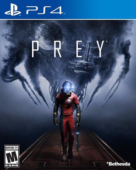 Prey - Ps4 - Pronta Entrega!
