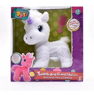 Unicornio Juguete Peluche Bebé Arrastra Conmigo Funtastic