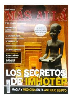 Revista Mas Alla Edicion Nº 359 Los Secretros De Imhotep
