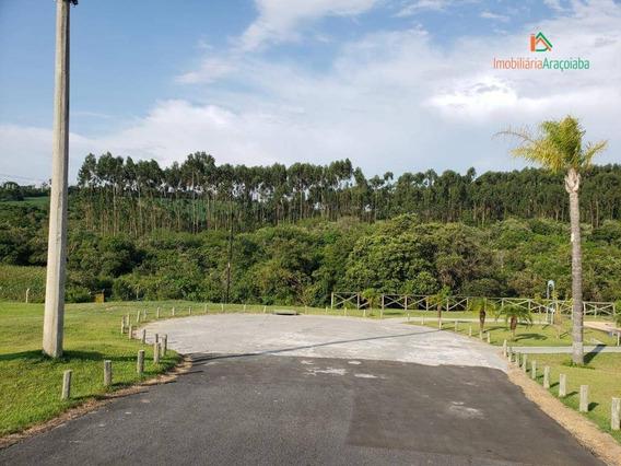 Terreno Em Condomínio Para Venda Em Cond. Fazenda Alta Vista Salto De Pirapora-sp - Te0250