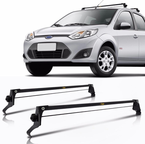 Rack Teto Ford Fiesta Hatch E Sedan 03/14 Vhip .