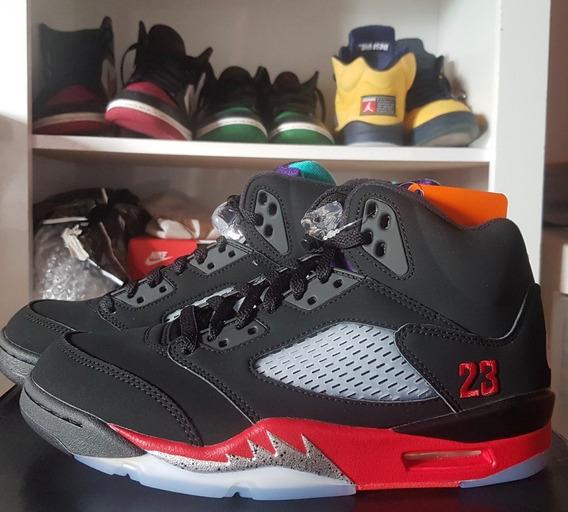 Air Jordan 5 Top3 Fire Red
