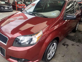 Chevrolet Aveo Lt Aut Ac 2014