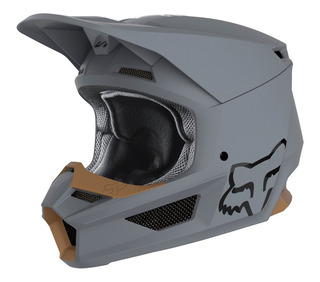 Fox V1 Matte Casco De Motocross