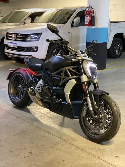 Ducati Xdiavel 1260 V2 156cv
