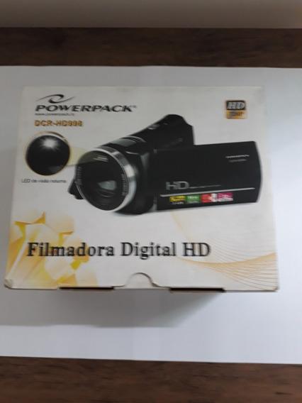 Filmadora Powerpack Dcr-hd998