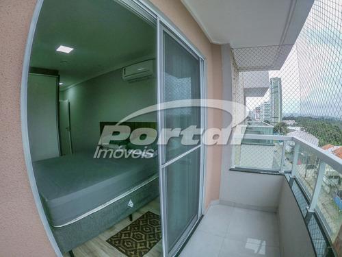 Apartamento Residencial Clave Do Sol Mobiliado Com 3 Dormitórios Sendo 1 Suíte, 1 Banheiro, Ampla Sala E Cozinha Integrada, Sacada Gourmet, 1 Vaga De Garagem (camioneta), Localizado No Bairro Itacolo