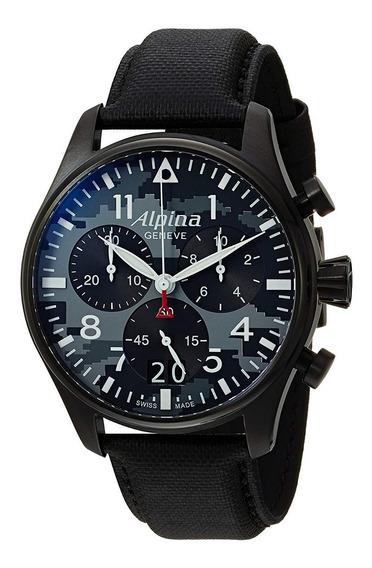 Relógio Suíço Alpina Startimer Al-372bmly