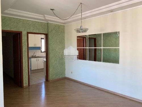 Imagem 1 de 19 de Excelente Apartamento Venda Vila Itapura Campinas - Ap100299