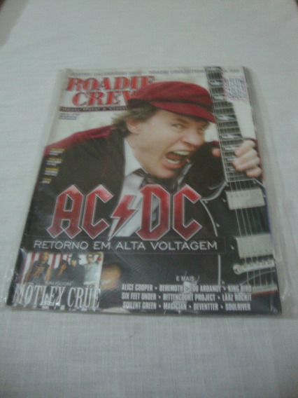 Revista Roadie Crew-120-2009-ano-11