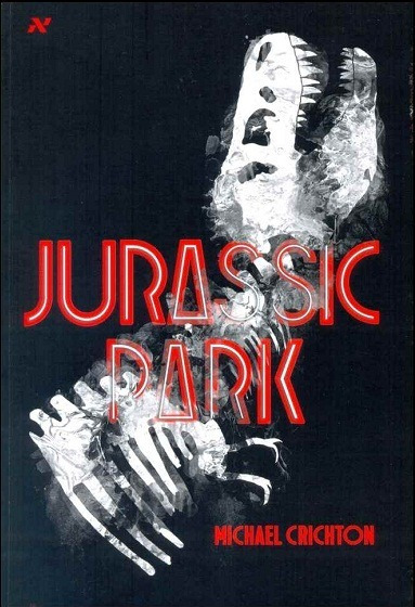 Livro Jurassic Park - 1ª Edição - Michael Crichton