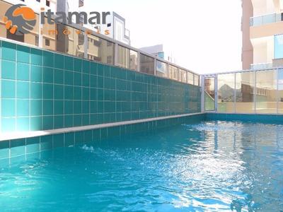 Locação Anual De Apartamento Na Praia Do Morro, É Nas Imobiliárias Itamar Imoveis - Ap00828 - 4395482