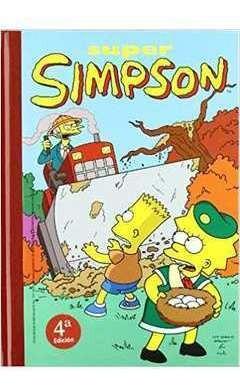 Livro - Super Simpson 11